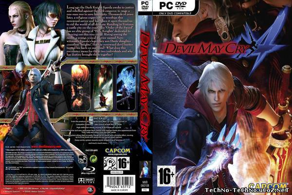 Devil May Cry 4 Rip