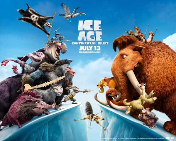 Ice Age Continantal Drift Game Skidrow