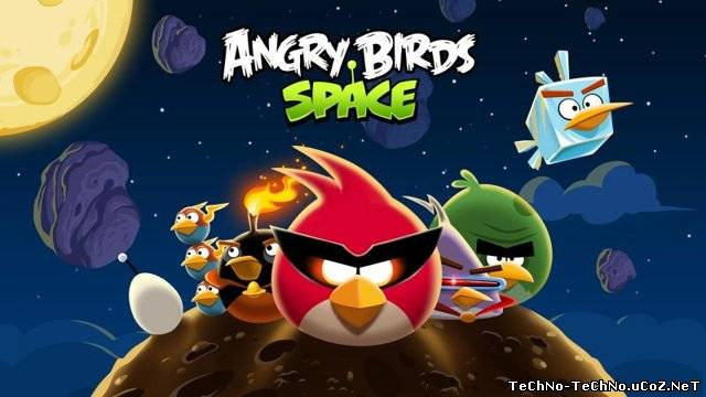 Angry Birds Space 1.2.0