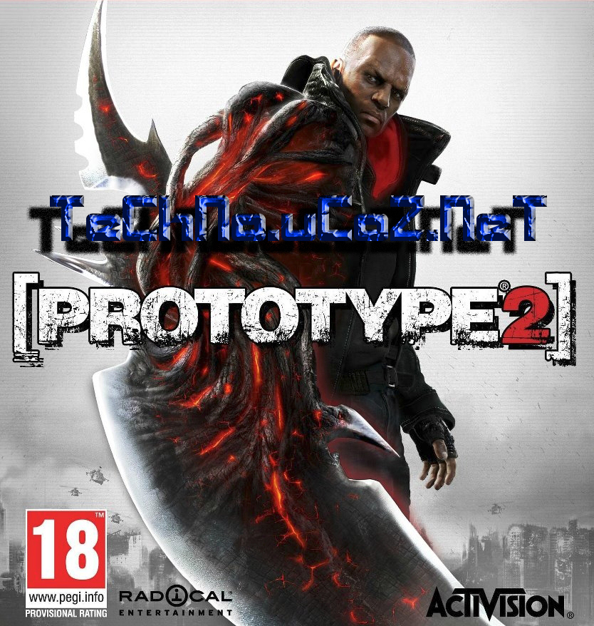 Prototype 2 [Skidrow] Torrent